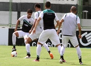 Ceará encerrou os preparativos para duelo contra o Icasa