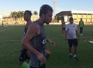 Ceará realiza treino apronto e concentra para enfrentar o Boa Esporte