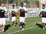 Ceará voltou aos trabalhos e iniciou preparação para encarar o América/MG