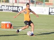 Terça-feira foi de treino em dois períodos em Carlos de Alencar Pinto