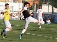 Antes de viajar para São Paulo/SP, Ceará fez o último treino em casa