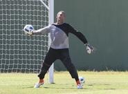 PC Gusmão comandou o último treino do grupo