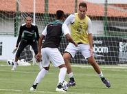 Grupo do Ceará finalizou preparação para jogo contra o Santa Cruz