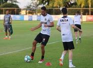 Em Belo Horizonte, Ceará encerra preparação para partida contra o Galo