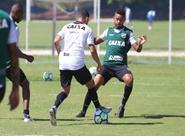 Já em Salvador, elenco do Ceará realiza treino apronto para confronto contra o Vitória