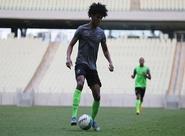 Técnico Sérgio Soares realiza treino fechado na Arena Castelão