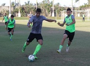 Ceará Sub-20 encerra preparação para a final da Copa do Nordeste
