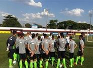 Vozão pronto para enfrentar o Goiás