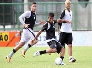 Ceará finalizou a preparação para o duelo diante do Icasa