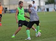 Alvinegro se reapresenta e dá início à preparação para jogo contra Figueirense