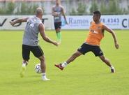 Rachão encerrou a preparação do Ceará para a partida contra o América/MG