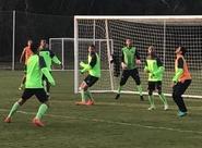 Ceará finaliza preparação para duelo contra Brasil/RS