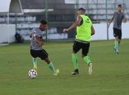 Em Porangabuçu, reapresentação alvinegra foi com match-treino contra Sub-20
