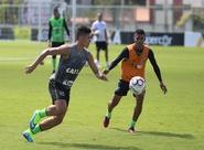 Ceará se reapresenta e inicia preparação para a partida diante do Vila Nova