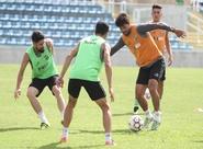 Ceará realiza treino apronto no PV e concentra para jogo contra o Oeste