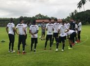 Copa do NE: Ceará finaliza preparação para jogo contra o CRB