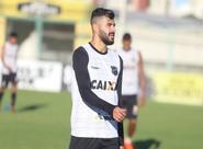 No Vovozão, Ceará se reapresenta e já inicia preparação para jogo contra o Palmeiras