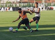Alvinegro se reapresenta, realiza treino apronto, e já concentra para jogo contra Santa Cruz