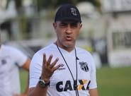 No Vovozão, Ceará realiza treino apronto para a partida contra o Goiás