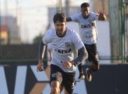 Ceará se reapresenta em Porangabuçu e inicia preparação para partida contra o Criciúma