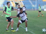 Nessa segunda-feira, Ceará se reapresentou com treino integrado no Presidente Vargas