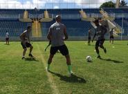 Ceará se reapresenta para treino de reconhecimento no Presidente Vargas