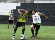 Ceará treina no CT do Botafogo