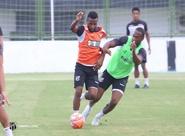 Reapresentação: Vovô inicia preparação para 1º jogo da semifinal do Cearense diante do Floresta