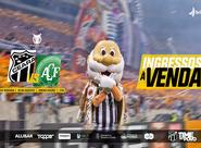Confira informações sobre venda de ingressos para Ceará x Chapecoense