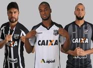 Ceará lança nova linha de uniformes Topper para a temporada 2017/2018