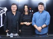 Ceará fecha parceria com Uniko para potencializar uso de marca do clube