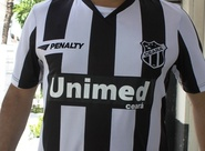 Unimed patrocina o Ceará no jogo contra o Santos