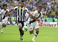 No Maracanã, Ceará sai na frente com Eduardo, mas sofre virada no segundo tempo