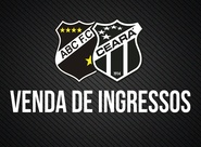 ABC x Ceará: Confira informações de venda de ingressas para torcida do Ceará
