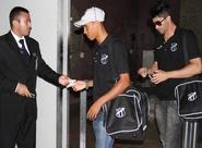 Delegação alvinegra seguiu viagem à Aracajú/SE