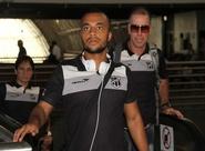 Após oito horas de viagem, delegação do Ceará chega a Joinville/SC
