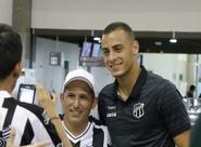 Elenco alvinegro segue viagem para São Paulo, visando a estreia no Brasileirão