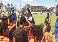 Projeto Ceará 2000 faz a alegria da garotada de escolas públicas em Porangabuçu