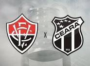 Em busca da classificação à final, Ceará encara o Vitória em Salvador/BA