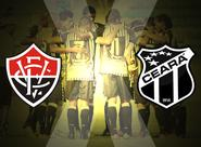 No encerramento da Série B 2012, Ceará e Vitória se enfrentam