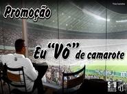 """Ceará x Sport: Promoção Eu """"Vô"""" de Camarote"""