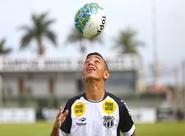 Conheça Wendel Barros, o meia do Sub-17 que também dá show no futsal