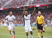 Contra o Atlético/PR, Ceará abre o placar, toma virada, mas arranca empate com gol de Wescley