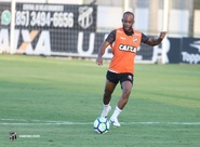 Sábado foi de treino recreativo e fim de preparação para partida contra o Vasco