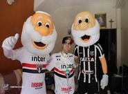 Ceará e São Paulo se unem e realizam o sonho de Will