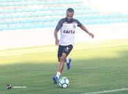 Foco no Bahia: Vozão se reapresenta nessa segunda-feira, 27/08, com treino fechado no PV