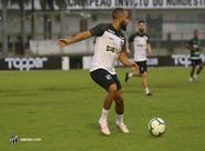 Ceará segue com preparação para duelo contra o Grêmio