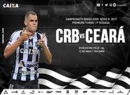 No Rei Pelé, Ceará joga hoje contra CRB na estreia da Série B
