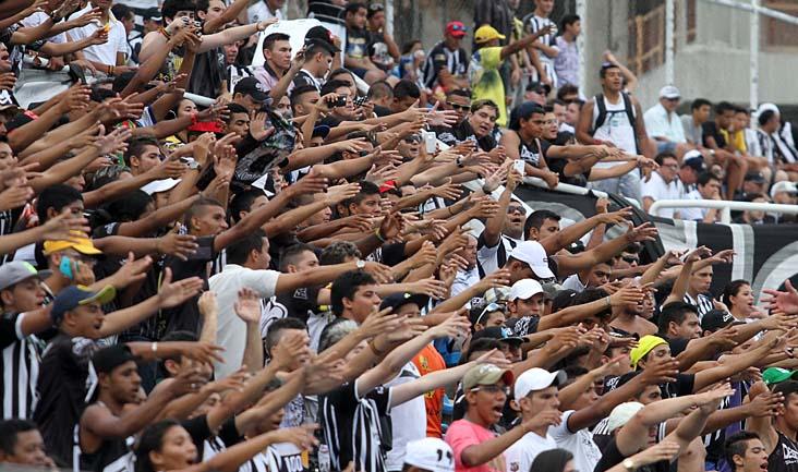 Os torcedores Oficiais do plano Fidelidade, Geral Alvinegra e Cidadão Alvinegro terão 50% de desconto