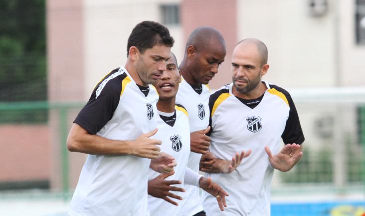Mota, João Marcos, Diogo Orlando e Anderson Marques são alguns dos atletas relacionados